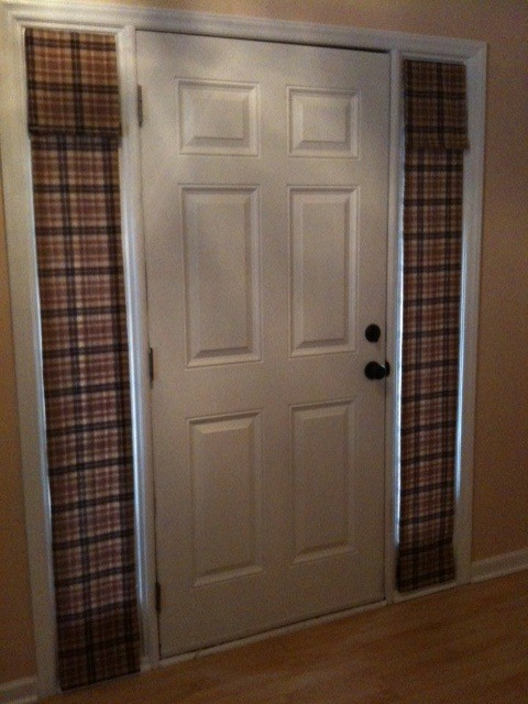Sidelight Curtains
