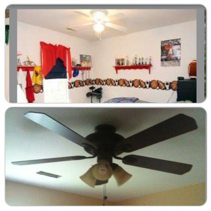 Before and After Fan