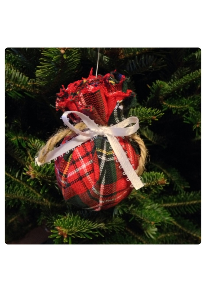 Red Ornament