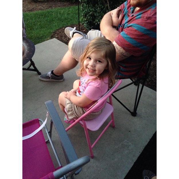 My beautiful little niece!