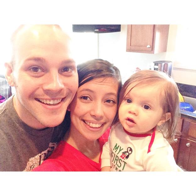 Family Christmas selfie! :]