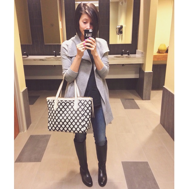 """I named my tote bag """"Betsey"""".  :]"""